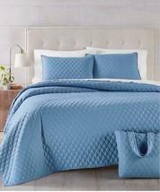 Martha Stewart Essentials  4-Piece  Quilt and Tote Bag Set Choose size - $46.28+