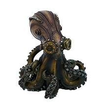 Steampunk Octopus Collectible Figurine - $27.99