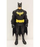 """Mattel BLACK BATMAN 6"""" Superhero Bendable Action Figure Mutants Caped Cr... - $20.54"""