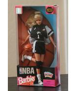 NBA Basketball San Antonio Spurs Barbie Doll - $189.99