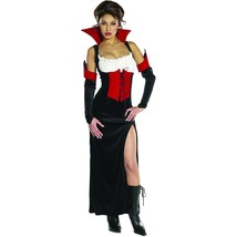 Sexy Adult Red and Black Countess Carmella Halloween Costume - Small - $21.76