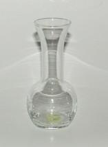 Princess House Vase Crystal New 477 Handblown Handcut 4.5 inch High Heri... - $24.24