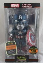 Funko Hikari Marvel Captain America (Titanium) Figure Limited 500 - $39.59