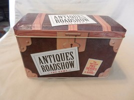 Antiques Roadshow The Game in Metal Tin from Hasbro 2000 - $18.55