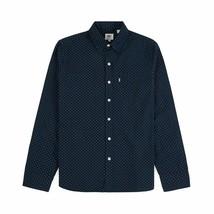 Levi's Men's Classic Cotton Long Sleeve Sunset One Pocket Casual Dress Shirt image 2