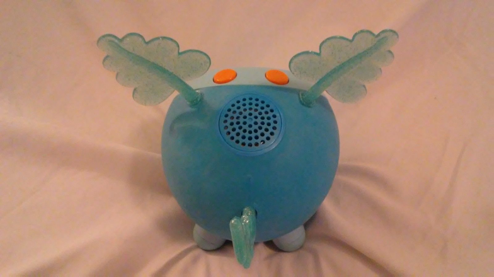 2012 Blue Fijit Friends Yippits Scooch Interactive Pet - Tested and Works