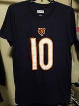 NFL Team Apparel Chicago Bears Mitchell Trubisky #10  Mens Size Small T-Shirt - $11.50