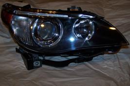 BMW Owners headlight 5 Series e60 2003 2004 2005 original xenon dynamic passenge - $999.99