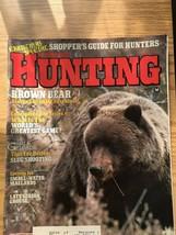 Petersens Hunting Dec 1986, Late Season Grouse, Better Slug Shooting, - $4.50