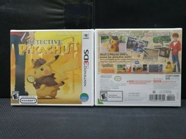 Nintendo 3DS Detective Pikachu (The Pokemon Company/Brand New) - $27.71