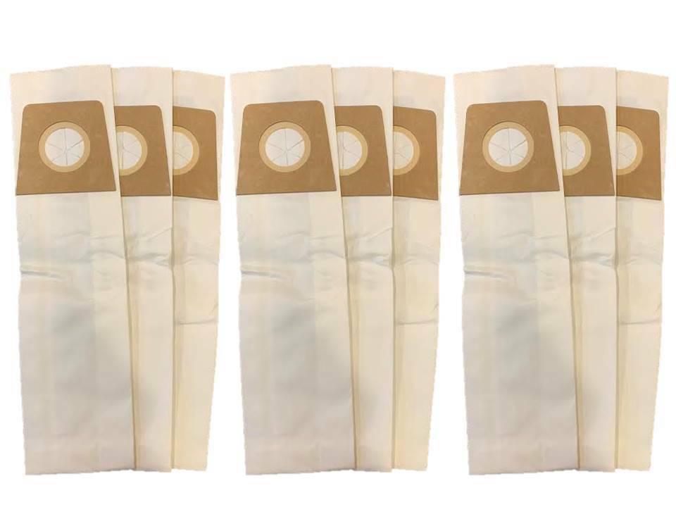 DIRT DEVIL TYPE U 10 Pack VACUUM CLEANER BAGS Swivel Glide Upright 3920048001
