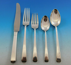 Craftsman by Towle Sterling Silver Flatware Set for 12 Service 65 pieces - $2,480.00