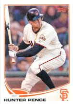 2013 Topps Baseball Base Singles #1-129 (Pick Your Cards) - $0.99