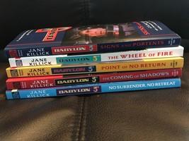 5 Lot of 5 Babylon Books - $18.70