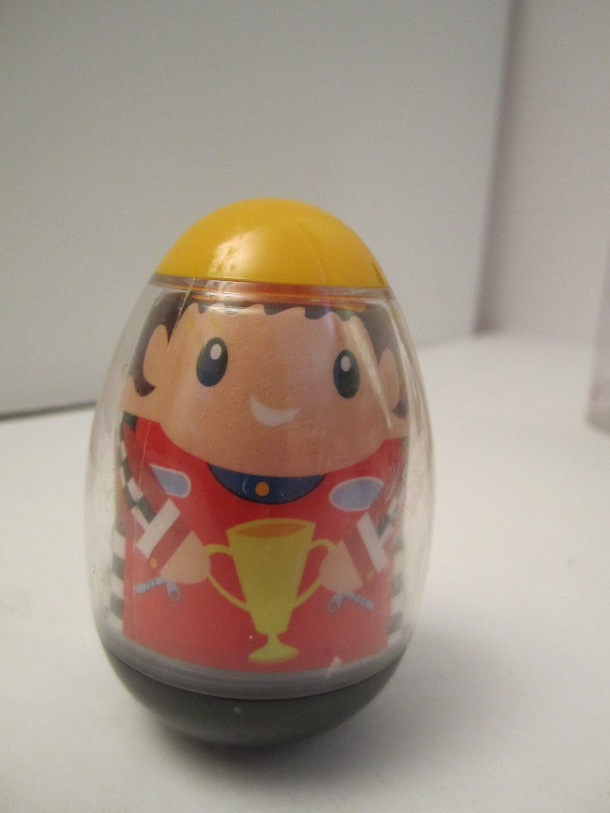 Primary image for Weeble Weebles 2009 Racer EXCELLENT Used Condition