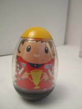 Weeble Weebles 2009 Racer EXCELLENT Used Condition image 1