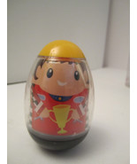 Weeble Weebles 2009 Racer EXCELLENT Used Condition - $10.00
