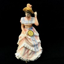 1994 Sharon Royal Doulton Mint w Tag Hand Painted - $78.71