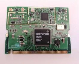 10 Brand New Inprocomm Mini Pci Card 802.11b for Laptop + Driver Model; ... - $16.44