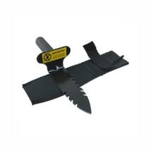"""MocDoo 12"""" Serrated Edge Carbon Steel Spade Detecting Metal Garden Detec... - $35.86"""