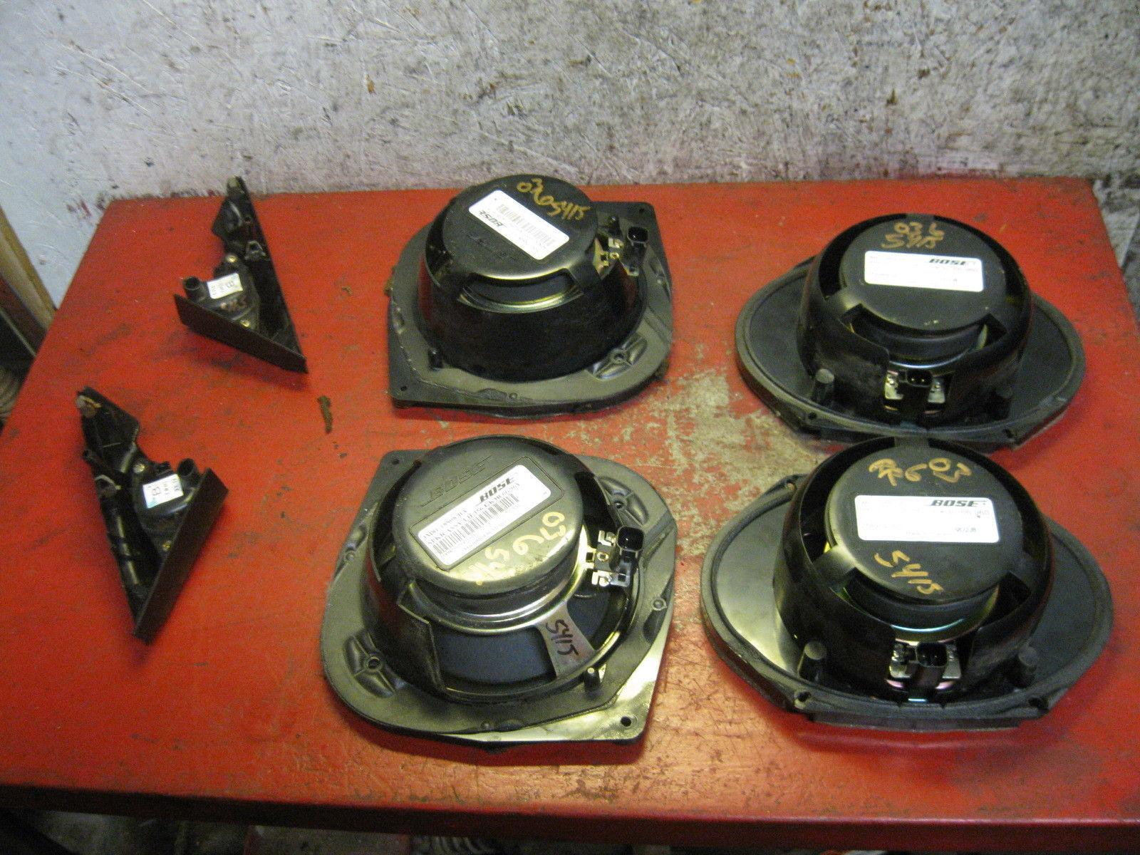 08 07 06 05 04 03 Mazda 6 six oem BOSE front and 30 similar items