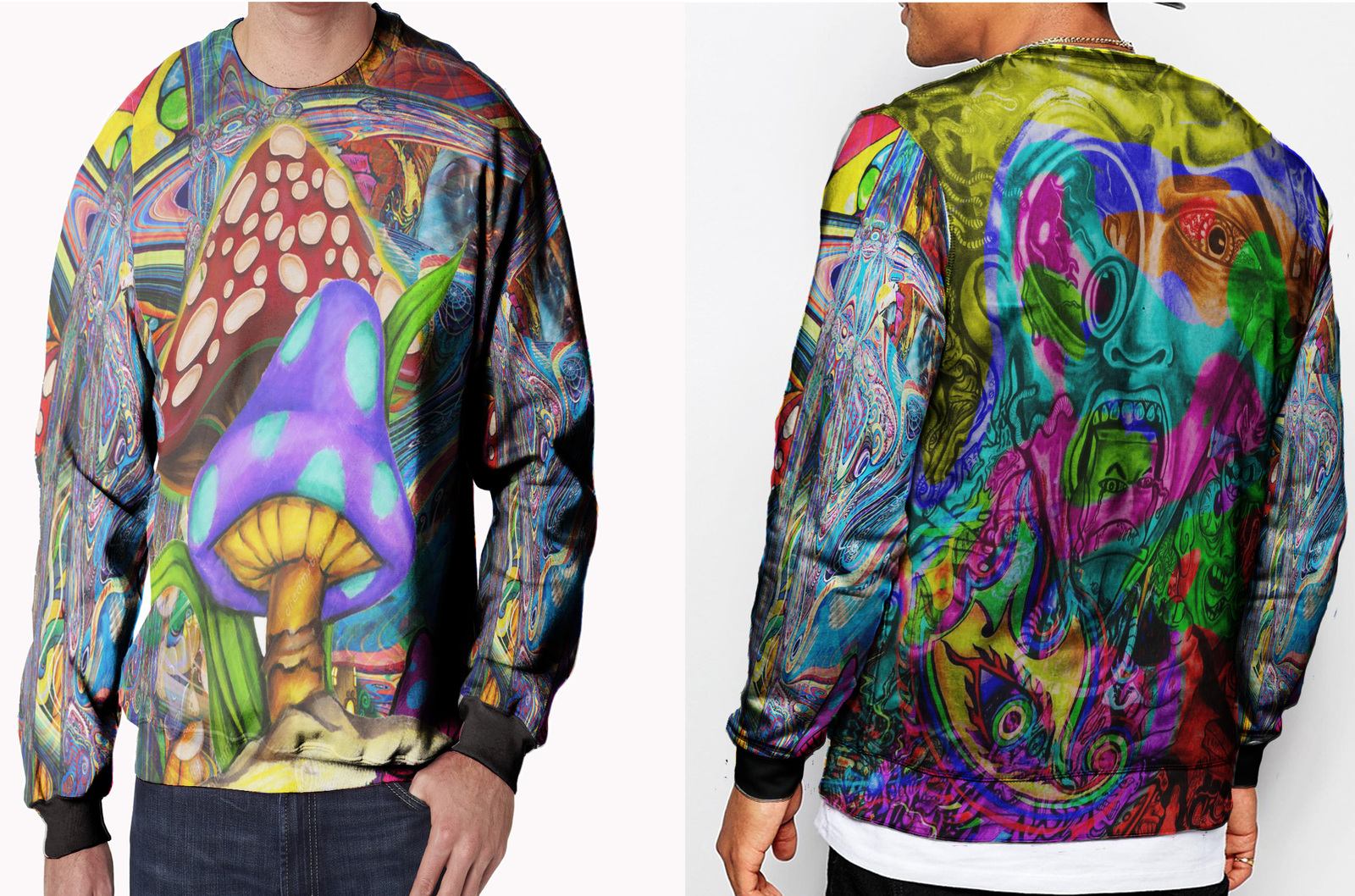Primary image for DMT Collection #2 Men's Sweatshirt