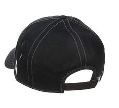 True Religion Men's Raised Horseshoe Logo Baseball Hat Sports Strapback Cap image 7