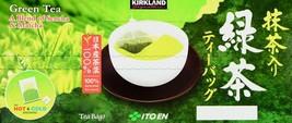 Kirkland Signature Ito En Japanese Green Tea Sencha & Matcha Individually Sealed - $8.14+