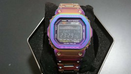 Casio G-SHOCK Full Metal Custom Rainbow☆GWX-5600C-4 - $382.21