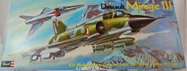Revell Dassault Mirage III 1/32 Scale Kit No. H-185 - $124.75