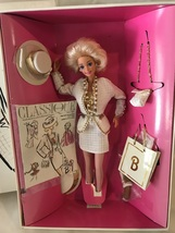 "Classique Collection ""City Style Barbie"" Limited Edition  by Janet Goldb... - $19.99"