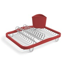 Umbra Sinkin Dish Drying Rack – Drainer Kitchen Sink Caddy with Removabl... - $26.80