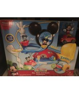 Disney Junior Mickey Mouse Clubhouse Zip Slide & Zoom Clubhouse Playset - $53.95