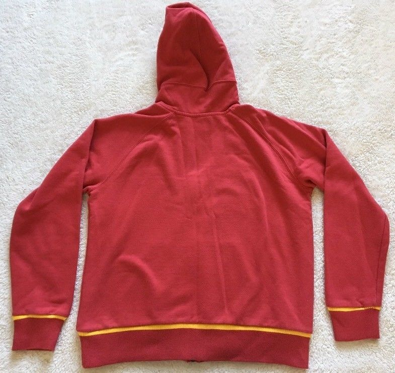 Youth Nike Iowa Star Cyclones Full Zip Hooded Jacket Size Large Preowned f9bede884