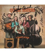 Quebe Sisters Band Timeless CD - signed - $42.99