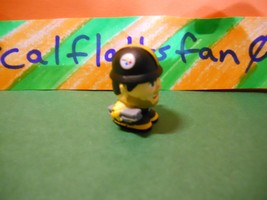 2016 NFL TEENYMATES STEELY McBEAM EXTREMELY RARE FIGURE!!! PITTSBURGH ST... - $10.36