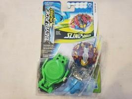 """Hasbro BEYBLADE: Burst Turbo """"SLING SHOCK"""" XCALIUS X4 Starter Pack E4735 - $14.97"""