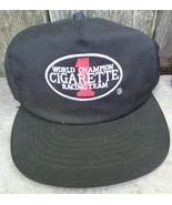 World Champion Cigarette Racing Team Baseball Cap - $18.00