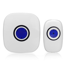 38 Tunes Wireless LED Doorbell with Remote Control - $15.66