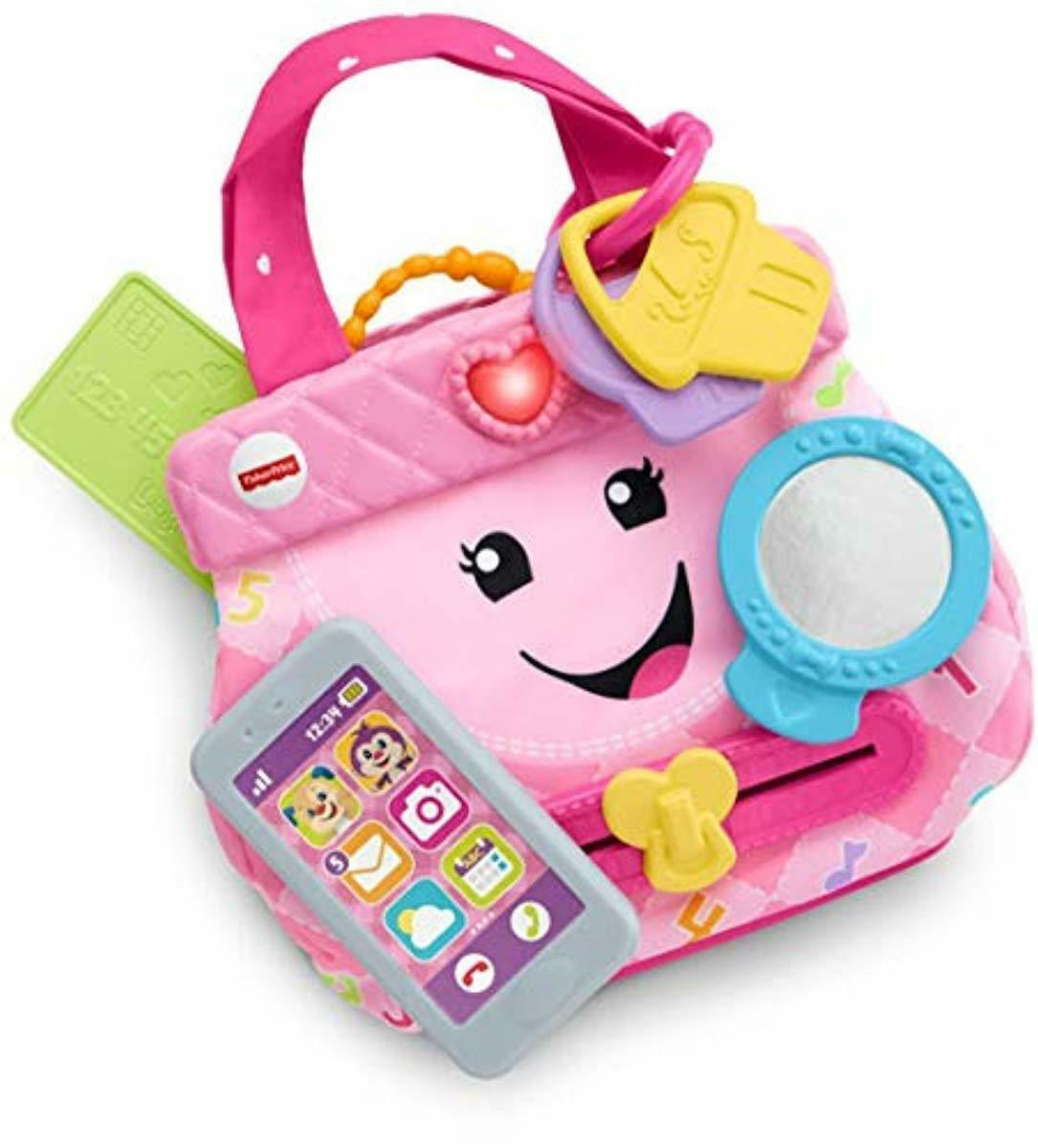 Fisher-Price Laugh & Learn My Smart Purse image 2