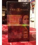 The X-Files 6 Episodes 3 VHS Tapes Box Set Season 4 Very Rare Factory Se... - $17.99
