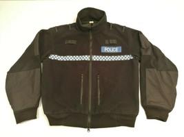 Genuine British Police Fleece jacket model Tornado Reflective Rare size ... - $93.10