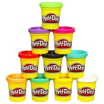 Play-Doh 10-Pack of Colors,  Creative Possibilities with an Assortment o... - $17.00