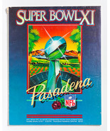 Super Bowl XI Program, Oakland Raiders vs Minnesota Vikings, Pasadena, CA - $20.00
