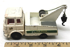 Dinky Toys Crash Truck Die Cast Car Meccano #434 Tow Wrecker Made In Eng... - $42.06