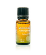Nature's Sunshine - REFUGE Calming Essential Oil Blend - 15 ml. - $31.25
