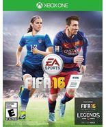 FIFA 16 (Microsoft Xbox One, 2015) - $12.00
