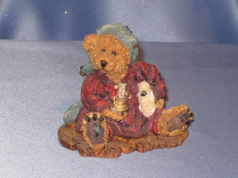 The Neville Bedtime Bear by Boyds Bears and Friends. - $20.00