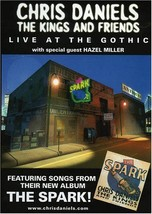 Live at the Gothic With Special Guest Hazel Miller - $29.12