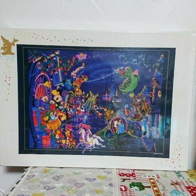 Primary image for Disney Land Electrical Parade 2000Piece Puzzle Melanie D-2000-211 Taylor Kent